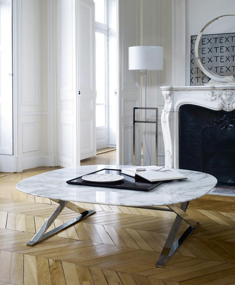 Pathos Small Table | Maxalto | JANGEORGe Interior Design