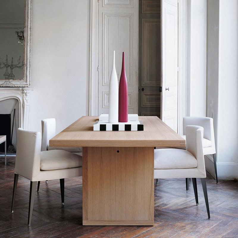 Simposio Table | Maxalto | JANGEORGe Interior Design