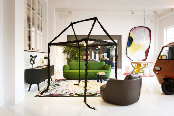 Bart Canapé - Sofa by Moooi | JANGEORGe Interior Design