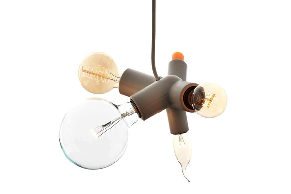 Clusterlamp - Suspension lamp by Moooi | JANGEORGe Interior Design