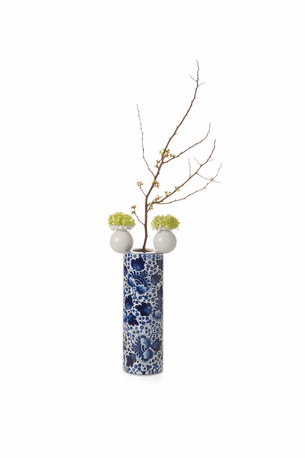 Delft Blue 01 - Vase by Moooi | JANGEORGe Interior Design