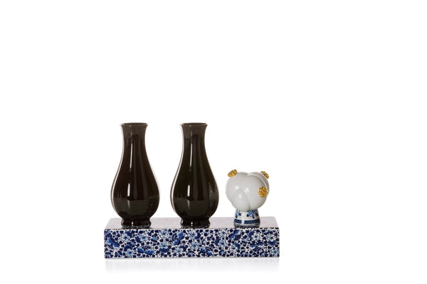 Delft Blue 10 - Vase by Moooi | JANGEORGe Interior Design