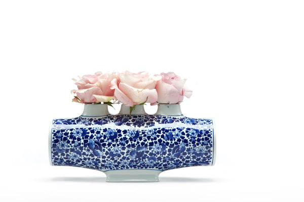 Delft Blue 04 - Vase by Moooi | JANGEORGe Interior Design