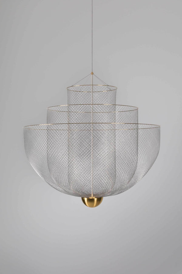 Meshmatics - Chandelier by Moooi | JANGEORGe Interior Design