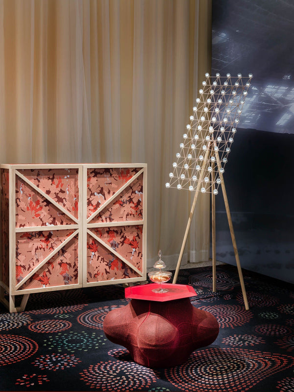 Space-Frame - Floor lamp by Moooi | JANGEORGe Interior Design