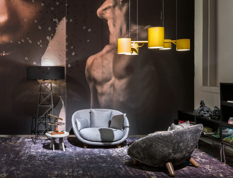 Statistocrat Suspended Suspension Lamp | Moooi | JANGEORGe Interior Design