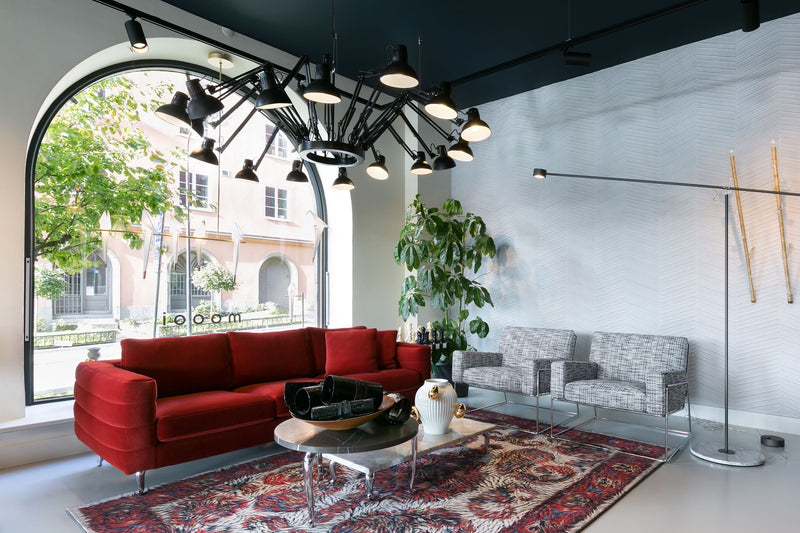 T Lamp Floor Lamp FLOOR MODEL SALE! - JANGEORGe Interior Design - Moooi