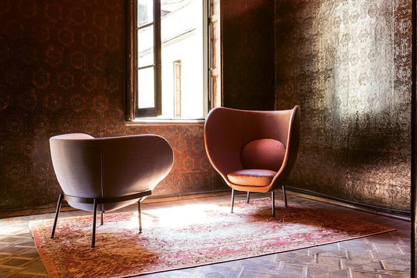 Armada - Armchair by Moroso | JANGEORGe Interior Design