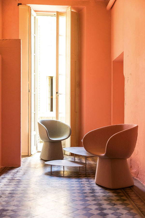 Armada - Small armchair by Moroso | JANGEORGe Interior Design