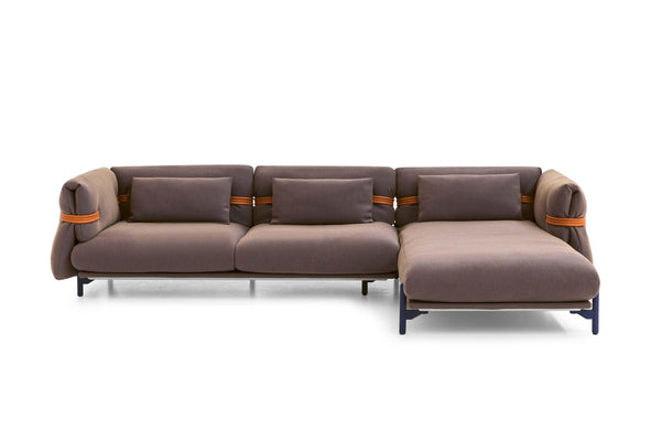 Belt - Sofa by Moroso | JANGEORGe Interior Design