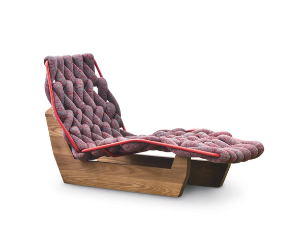 Biknit - Chaise longue by Moroso | JANGEORGe Interior Design