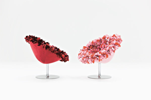Bouquet - Small Armchair by Moroso | JANGEORGe Interior Design