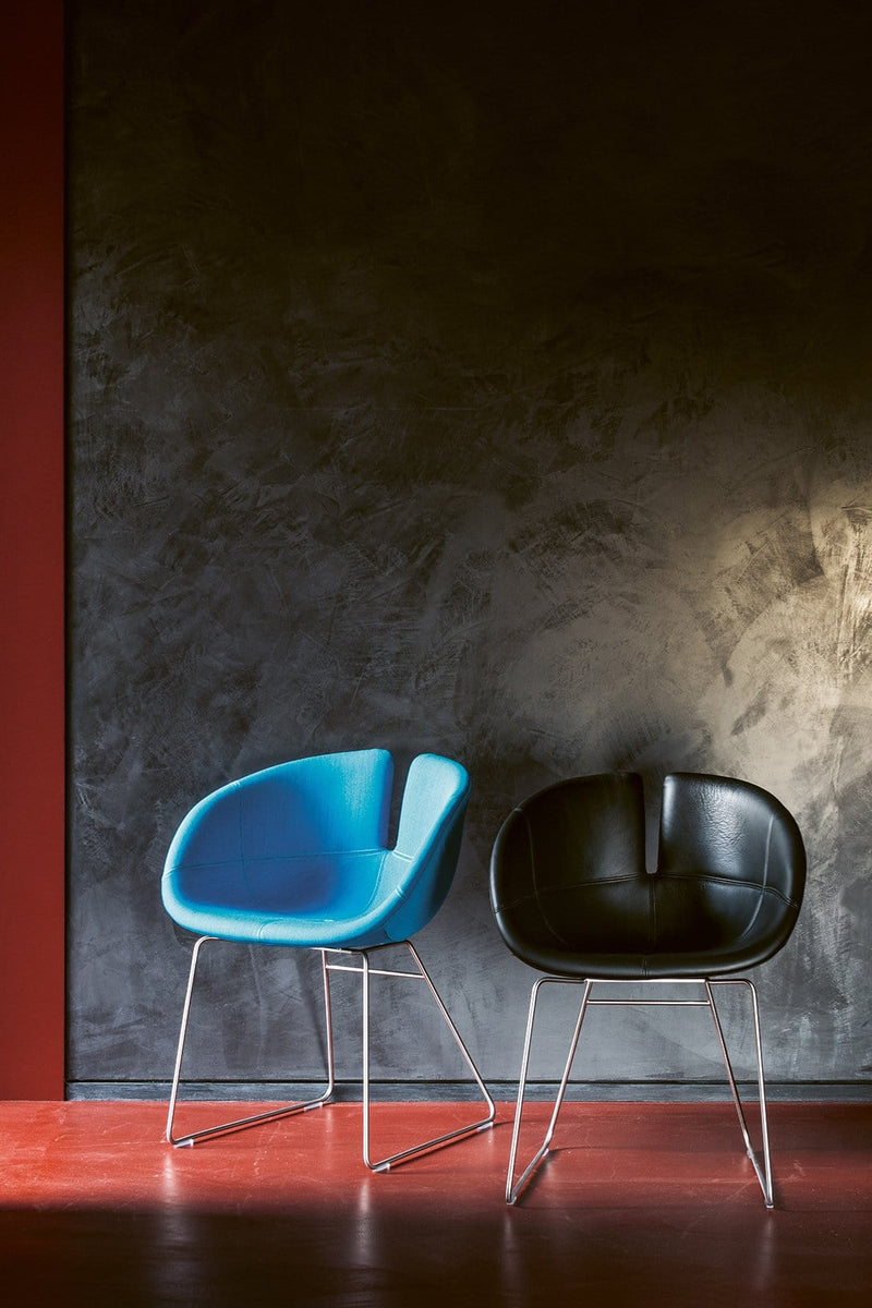 Fjord - Chair by Moroso | JANGEORGe Interior Design