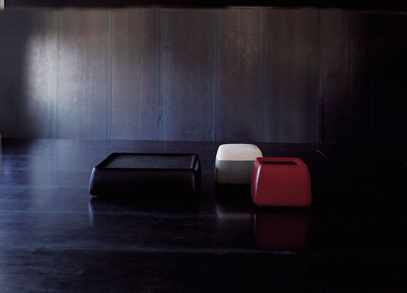 Highlands Stool | Moroso | JANGEORGe Interior Design