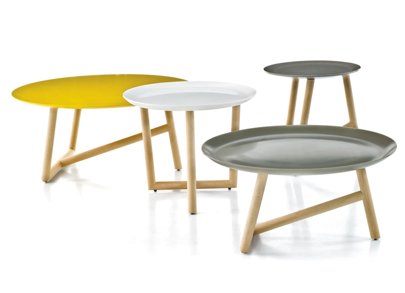 Klara Low Table | Moroso | JANGEORGe Interior Design