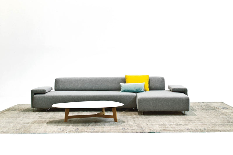 Lowland - Sofa by Moroso | JANGEORGe Interior Design