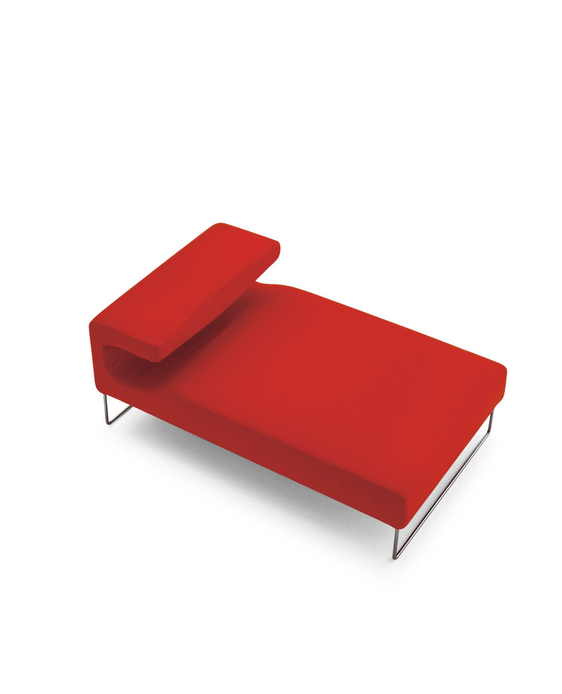 Lowseat Chaise Longue | Moroso | JANGEORGe Interior Design
