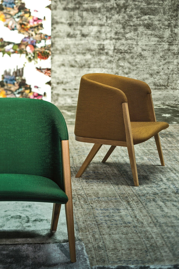 Mafalda - Small Armchair by Moroso | JANGEORGe Interior Design