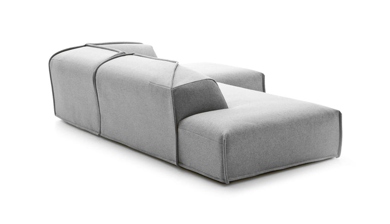 M.A.S.S.A.S - Sofa by Moroso | JANGEORGe Interior Design