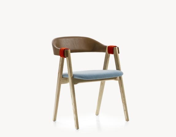 Mathilda Chair | Moroso | JANGEORGe Interior Design