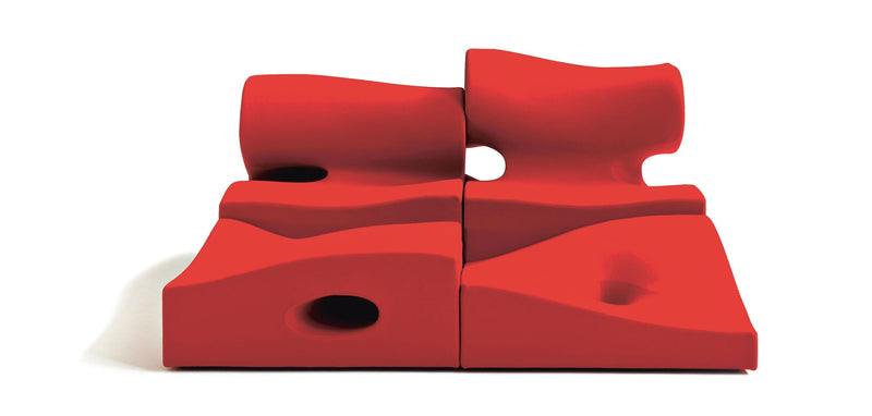Misfits - Seating System by Moroso | JANGEORGe Interior Design