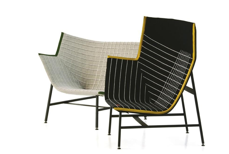 Paper Planes - Armchair by Moroso | JANGEORGe Interior Design