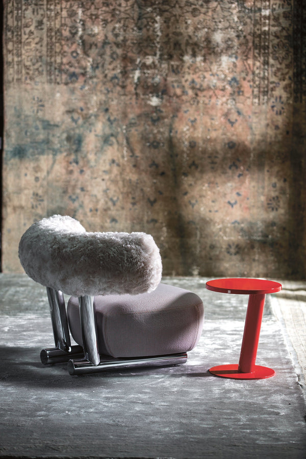 Pipe Armchair | Moroso | JANGEORGe Interior Design
