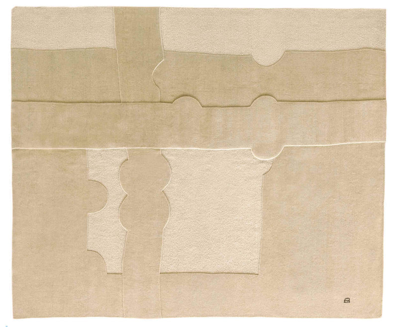 Chillida Gravitación 1993 - Hand Knotted + Hand Loomed Rug by Nanimarquina | JANGEORGe Interior Design