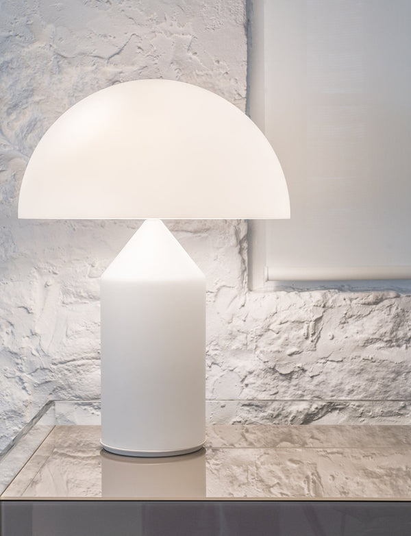 Oluce Atollo 237 - Table Lamp - JANGEORGe Interior Design