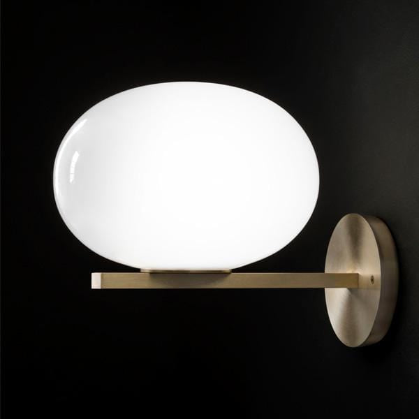 Alba 176 - Wall lamp by Oluce | JANGEORGe Interior Design