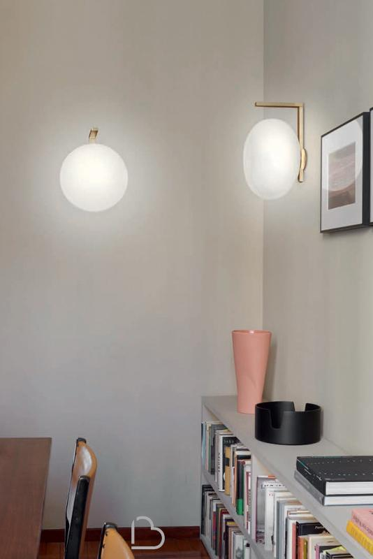 Alba 194 - Wall Lamp | Oluce | JANGEORGe Interior Design