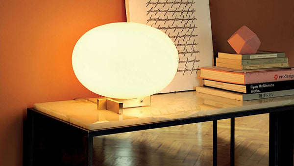 Alba 265 - Table lamp by Oluce | JANGEORGe Interior Design