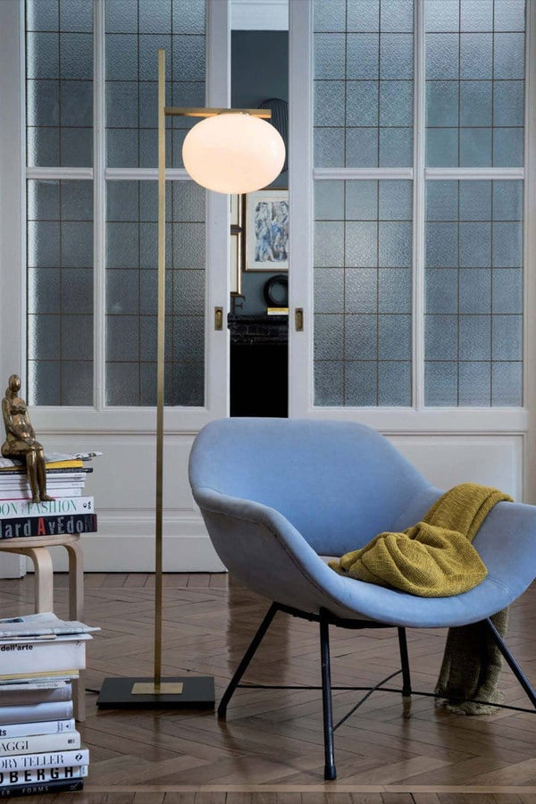 Alba 382 - Floor Lamp | Oluce | JANGEORGe Interior Design