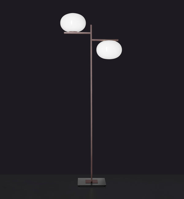 Alba 383 - Floor Lamp | Oluce | JANGEORGe Interior Design