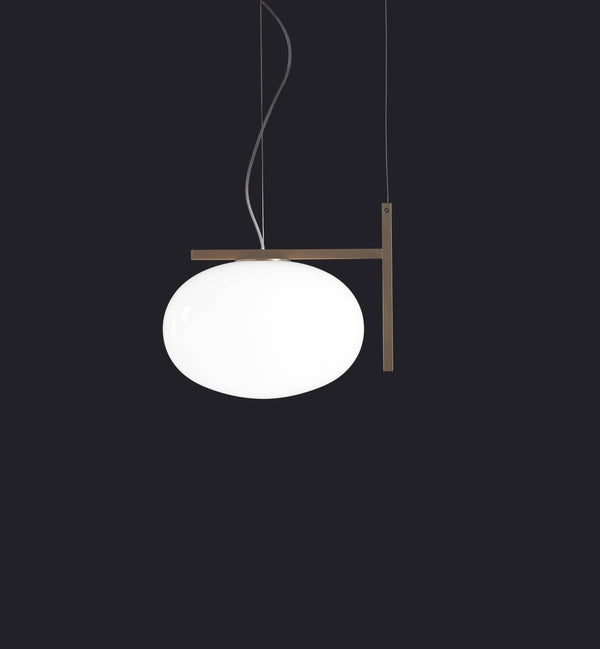 Alba 466 - Suspension Lamp | Oluce | JANGEORGe Interior Design