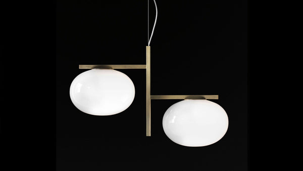 Alba 468 - Suspension Lamp | Oluce | JANGEORGe Interior Design
