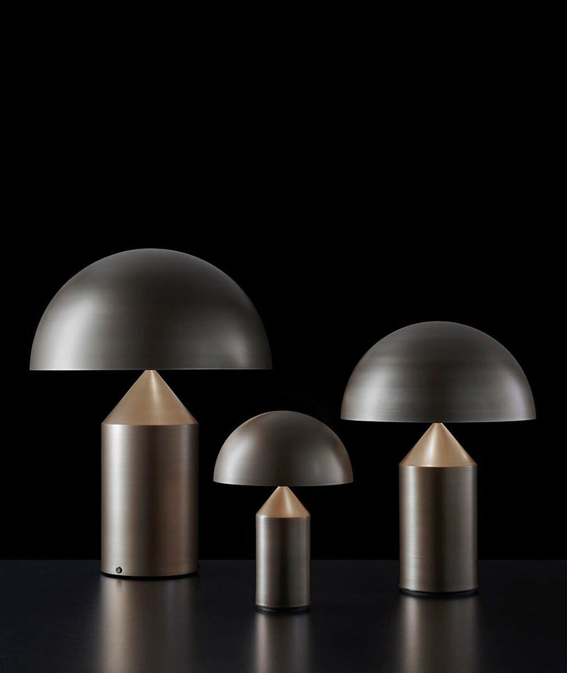 Atollo 238 BR Table Lamp | Oluce | JANGEORGe Interior Design