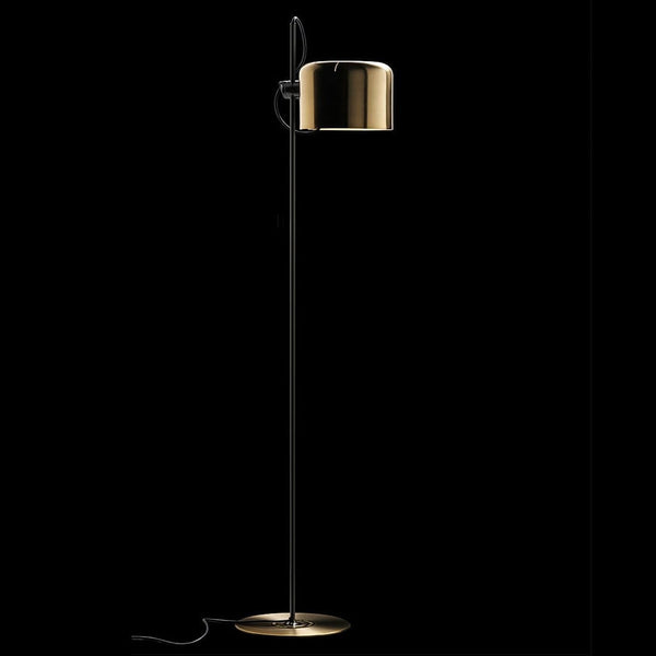 Coupé 3321OR LIMITED EDITION - Floor Lamp by Oluce | JANGEORGe Interior Design