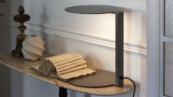 Duca 2950 - Table Lamp | Oluce | JANGEORGe Interior Design