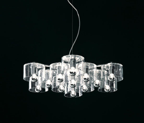 Fiore 433 - Suspension Lamp - JANGEORGe Interior Design - Oluce
