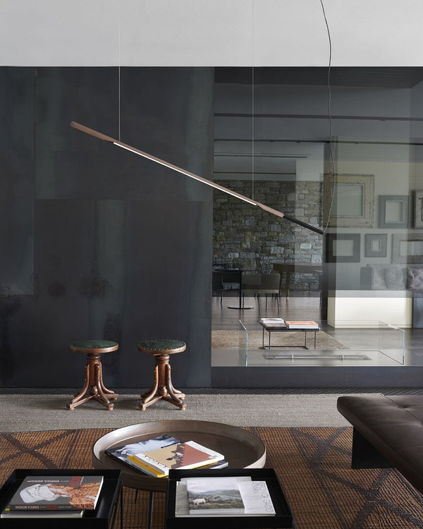 ILO 487 - Suspension Lamp | Oluce | JANGEORGe Interior Design