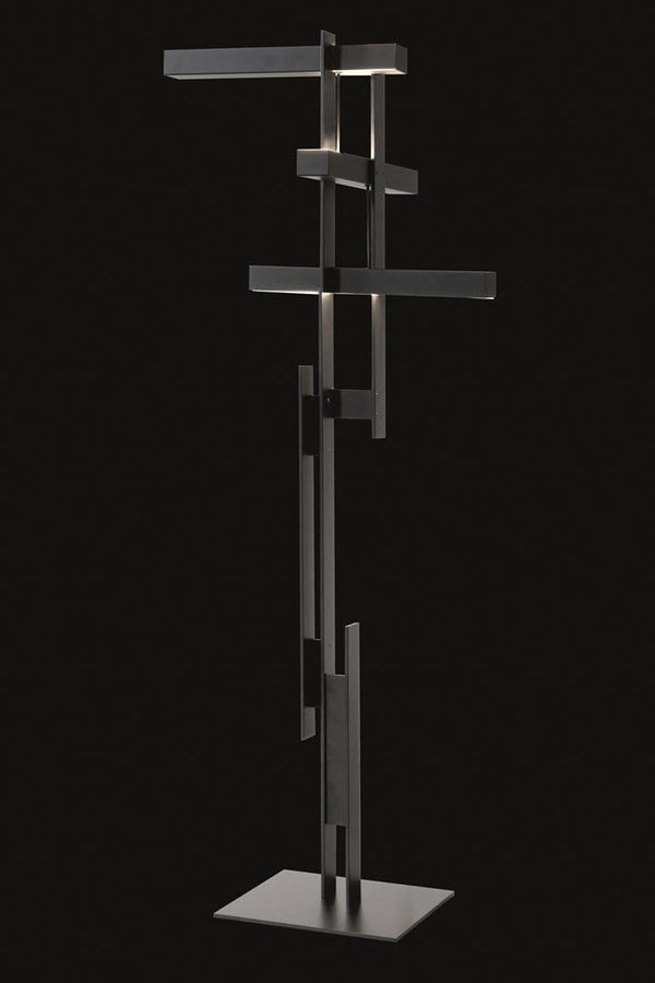 Las 376 - Floor lamp | Oluce | JANGEORGe Interior Design