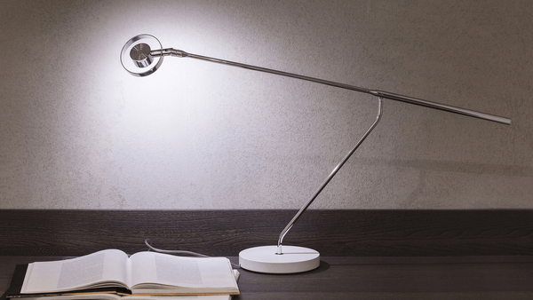 Lutz 290 - Table Lamp by Oluce | JANGEORGe Interior Design