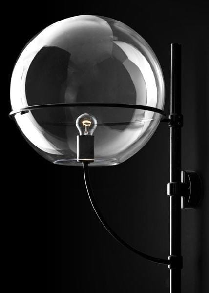 Lyndon 160 - Outdoor Wall Lamp by Oluce | JANGEORGe Interior Design