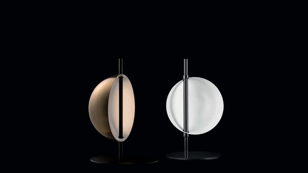Superluna 297 - Table Lamp | Oluce | JANGEORGe Interior Design