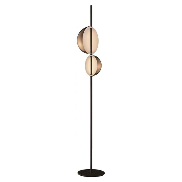 Superluna 397 OR - Floor Lamp | Oluce | JANGEORGe Interior Design