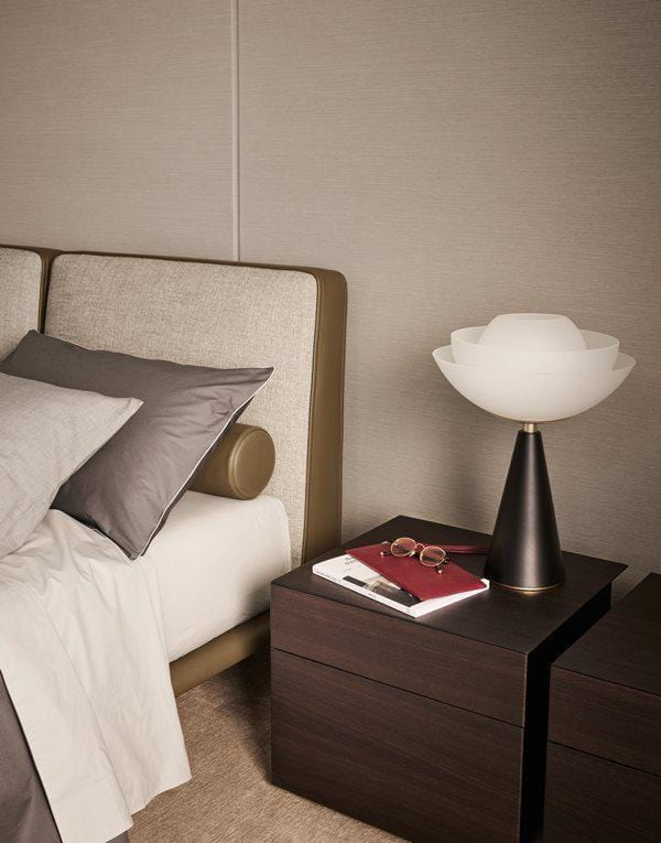 Park Uno - Bed by Poliform | JANGEORGe Interior Design
