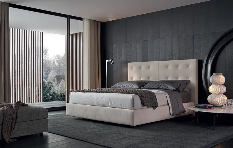 Arca - Bed by Poliform | JANGEORGe Interior Design