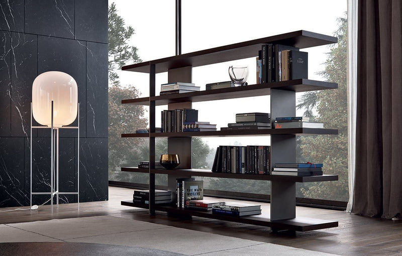 Bristol Bookshelves | Poliform | JANGEORGe Interior Design