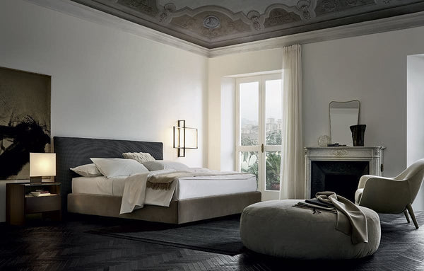 Bruce - Bed by Poliform | JANGEORGe Interior Design